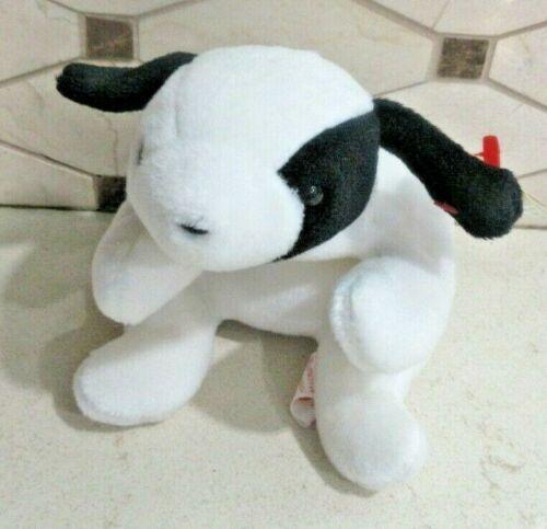 Ty Beanie Baby Spot the Dog style 4000 DOB 1-3-93 MWMT