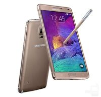 Brand new Unlocked Samsung Galaxy Note 4 LTE 32GB Gold or White