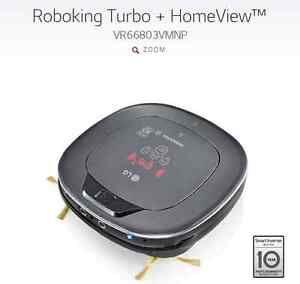 LG ROBOKING NETWORK SMART ROBOTIC VACUUM CLEANER Emu Plains Penrith Area Preview