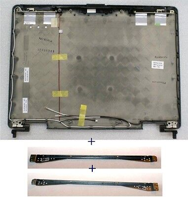 Original Acer Travelmate 5720 5720G 5520 5320 LCD rear lid & two...