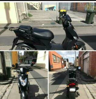 Motobike- Scooter