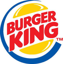 Staff wanted for our Straiton Burger King. Immediate start. Up to £7.20 per hour