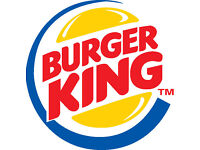 Staff required for our Banbury Burger King. Immediate start. Up to £7.50 per hour