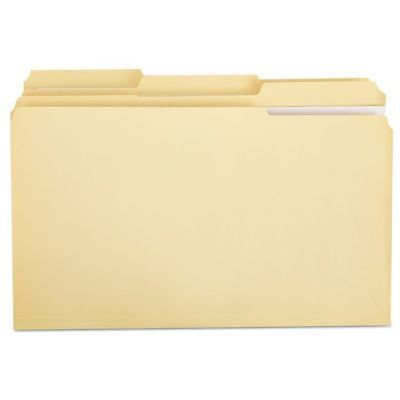 Office Depot Brand File Folders 13 Tab Cut Legal Size 30 Recycled Manila 24pk