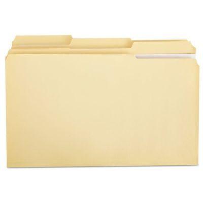 Office Depot Brand File Folders 13 Tab Cut Legal Size 30 Recycled Manila 24pk