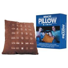 Remote Control Pillow Cushion Fun