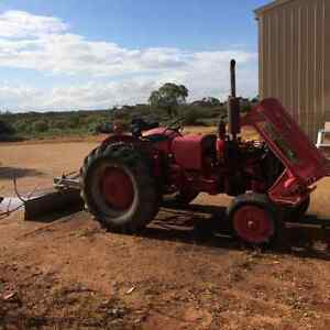 International Tractor Morgan Mid Murray Preview