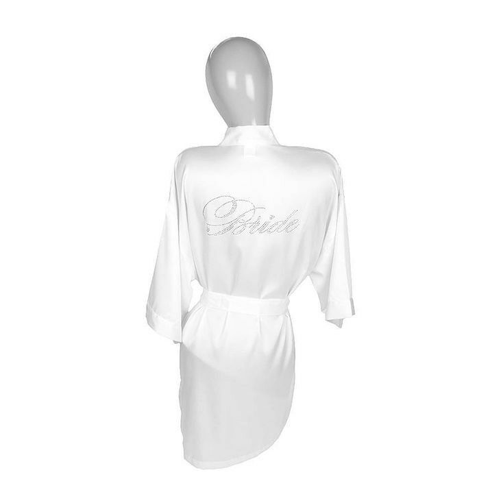 Bride Dressing Robe - Brand new