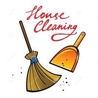 CLEANING LADIES / HOUSE HELP 613-301-8476