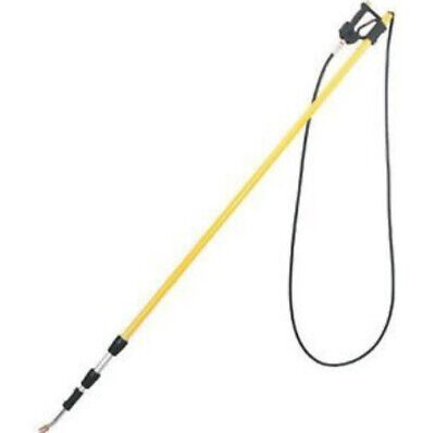Pressure Washer Telescoping Wand - Coml - 6 To 18 Ft - Up To 4000 Psi 8 Gpm
