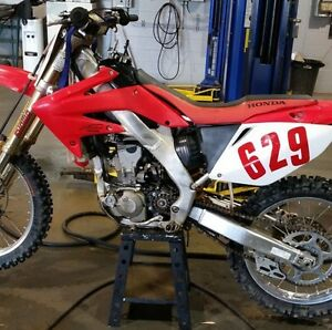 American 07 crf250r low hours