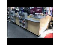 REDUCED Shop counter for sale