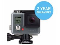 GoPro HERO+ LCD Screen Full HD Action Camera Built in Wi-Fi & Bluetooth BNIB