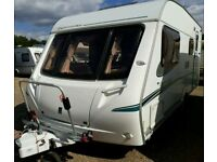 ✔2006 ABBEY EXPRESSION 520 FITTED MOTORMOVER TOP OF THE RANGE MODEL READY TO GO