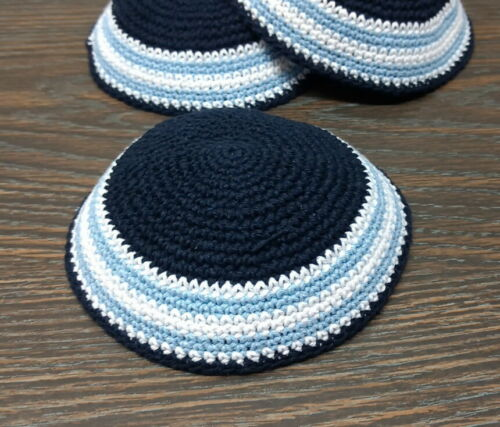 Lovely Crochet KIPPAH Jewish Yarmulke Head Cover Cap/Hat Kippa Yarmulka, Cheap!