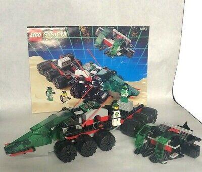 Lego SPACE POLICE 2~SOLAR SNOOPER~Set#6957 - Complete VINTAGE-RARE