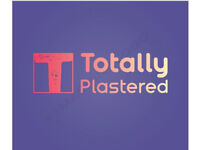 Totally Plastered local plastering service, friendly and reliable.