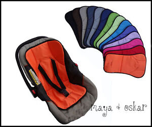 baby car seat liner padding pad cover cushion cover mat wipeable waterproof ebay. Black Bedroom Furniture Sets. Home Design Ideas