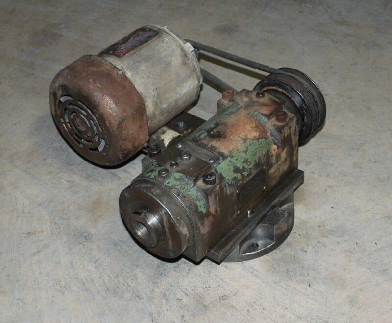 Stokerunit Corp Boring Machine Tool DH1-S93