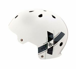 New Kali Maha Graphix Helmet - White - BMX /  Bike / Skateboard