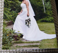 WEDDING GOWN - WINCHESTERS