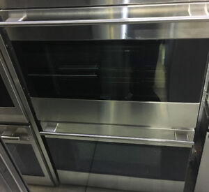 Wolf double wall oven PRICE $4500
