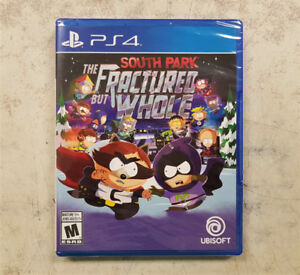 South Park: The Fractured But Whole PS4 Game - NEW