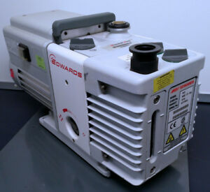 Edwards RV3 Rotary Vane Single Stage Vacuum Pump for Short Path