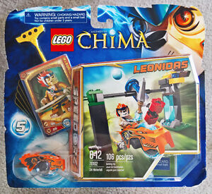 LEGO Legends of Chima Chi Waterfall #70102 - New in Box