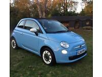 Fiat 500 C Colour Therapy Convertible PETROL MANUAL 2014/14