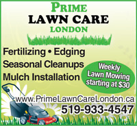Weekly Lawn Mowing / Grass Cutting / High Quality Services!