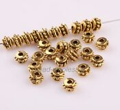 Gold Spacer Beads Free Shipping
