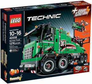 BRAND NEW LEGO TECHNIC 42008 - SERVICE TRUCK - NEW SEALED