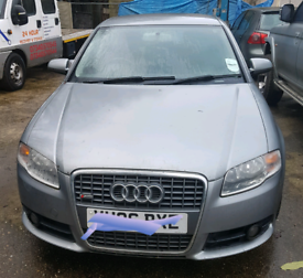 Breaking / Parts: Audi a4 s-line 2006