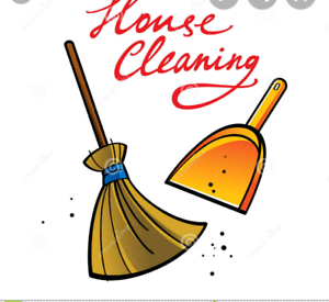 Do you need house cleaning done?