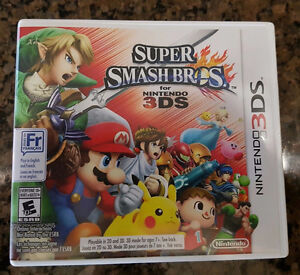 Super Smash Bros (Nintendo 3DS)