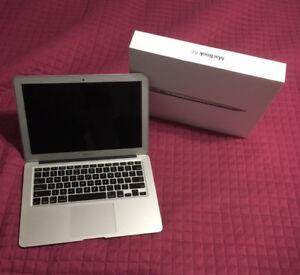 MacBook Air 13, New in box, 8 GB RAM, One Year Apple Warranty