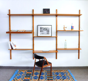 Vintage Torbjørn Afdal for Ringerike cado Wall unit  Norway