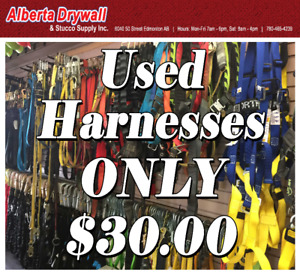 Used Harnesses Starting at ONLY $30.00