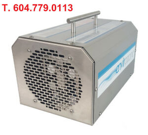 High-performance Pure Ozone & Air Germicidal Generator Combo