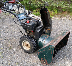 "CRAFTSMAN 11 HP. 30"" SNOW BLOWER"
