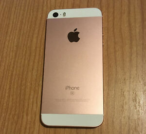 IPhone SE Rose Gold-64gb