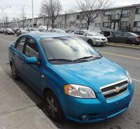 2008 Chevrolet Aveo LT 1.6L - Très propre & économique -