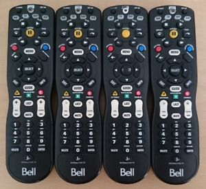 Bell Remote Control SET - as universal remotes or for parts