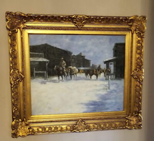 PAINTINGS AND ANTIQUES