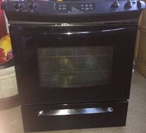Oven and Countertop Stove (Frigidaire)