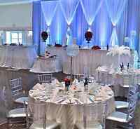 WEDDING'S AND EVENT'S DECORATION