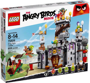 LEGO The Angry Birds Movie: King Pig's Castle #75826