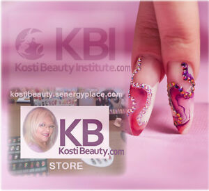 NAIL TECH ONLINE SCHOOL-to fit your $budget $$ Windsor Region Ontario image 3