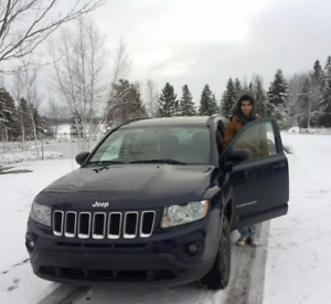 Low KM 2012 Jeep Compass North